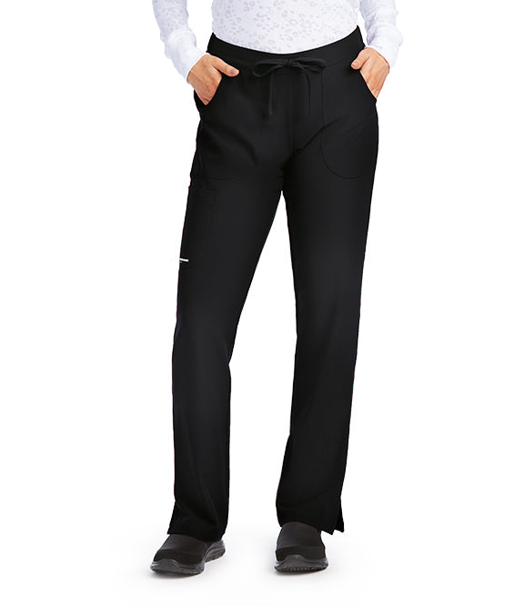Skechers® Drawstring Pant one Cargo Pocket. 7 Recycled Bottles in every Pant.