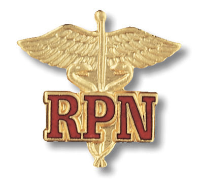 Registered Practical Nurse Pin