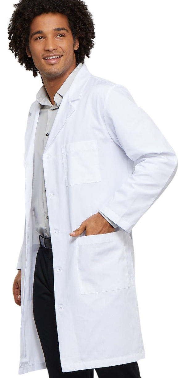 Mens 3 Pocket Lab Coat Sorry no Refund or exchange.
