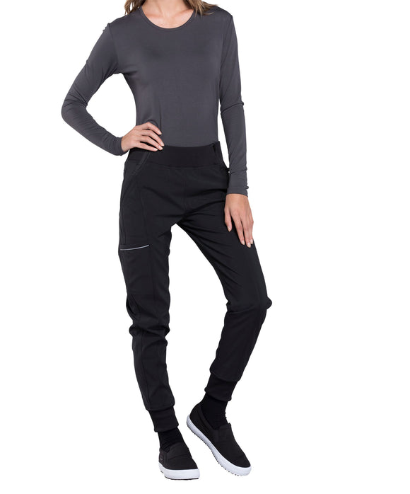 Infinity Mid Rise Ladies Jogger