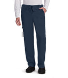 Men's 6 Pocket Pant Straight Leg. Zipper Front