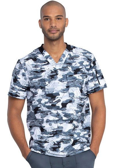 Dickies Dynamix Men's V-Neck Top