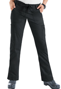 Koi the features you love about our classic Lindsey pants plus stretch.Slim leg.