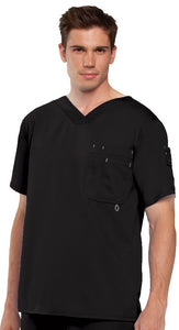Grey's Anatomy™ Top Men's High V-Neck. Supper Soft Fabric. Plus Size. Classic Fabric.