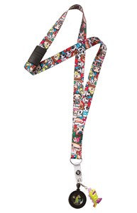 Lanyard and Badge Reel Set