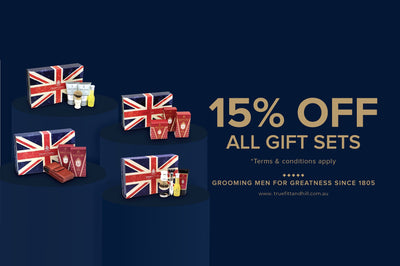 15% OFF ALL GIFT SETS