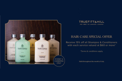 HAIR CARE SPECIAL OFFER