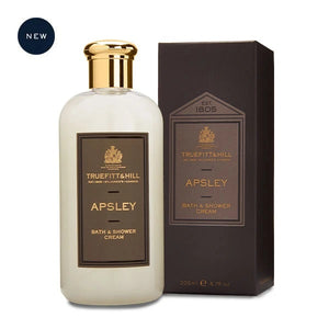 Apsley Bath & Shower Cream