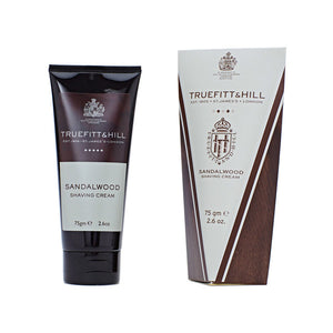 Sandalwood Shaving Cream Tube