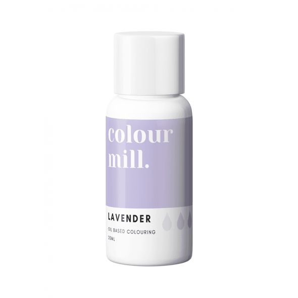 Colour Mill - Oil Based Food Colouring - 20ml Food Colouring Colour Mill Lavender