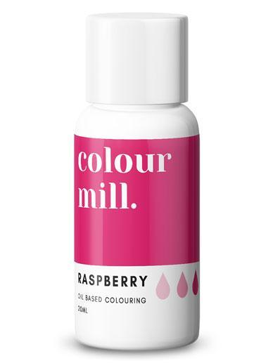 Colour Mill - Oil Based Food Colouring - 20ml Food Colouring Colour Mill Raspberry