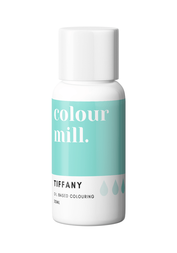 Colour Mill - Oil Based Food Colouring - 20ml Food Colouring Colour Mill Tiffany
