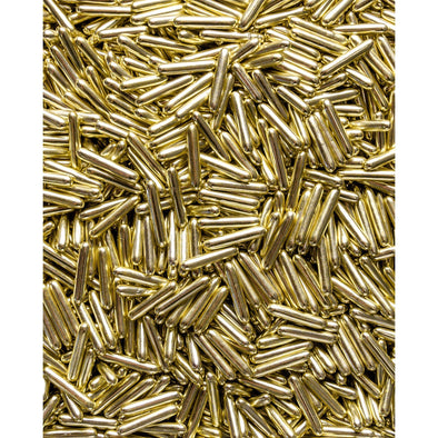 Metallic Rods - Gold Sprinkles Sprinkly