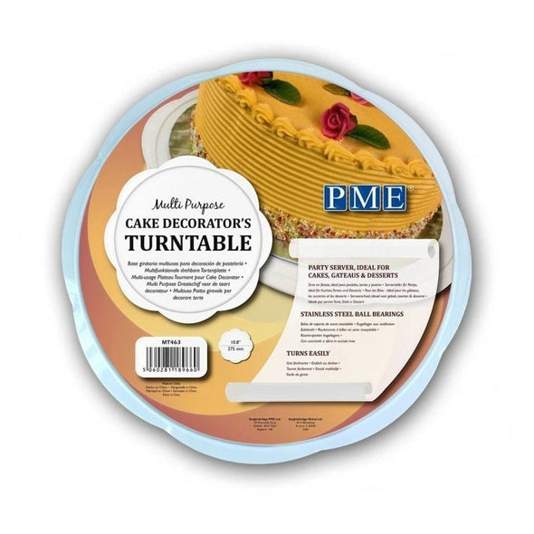 PME Multi Purpose Cake Decorators Turntable turntable PME
