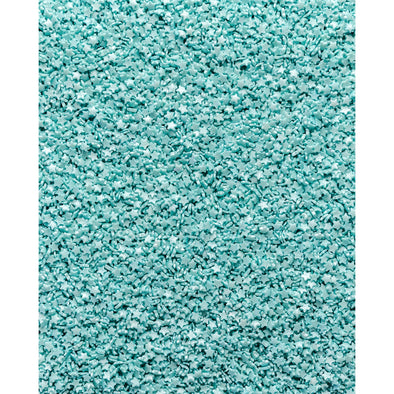 Stars - Glimmer Turquoise (Mini) Sprinkles Sprinkly