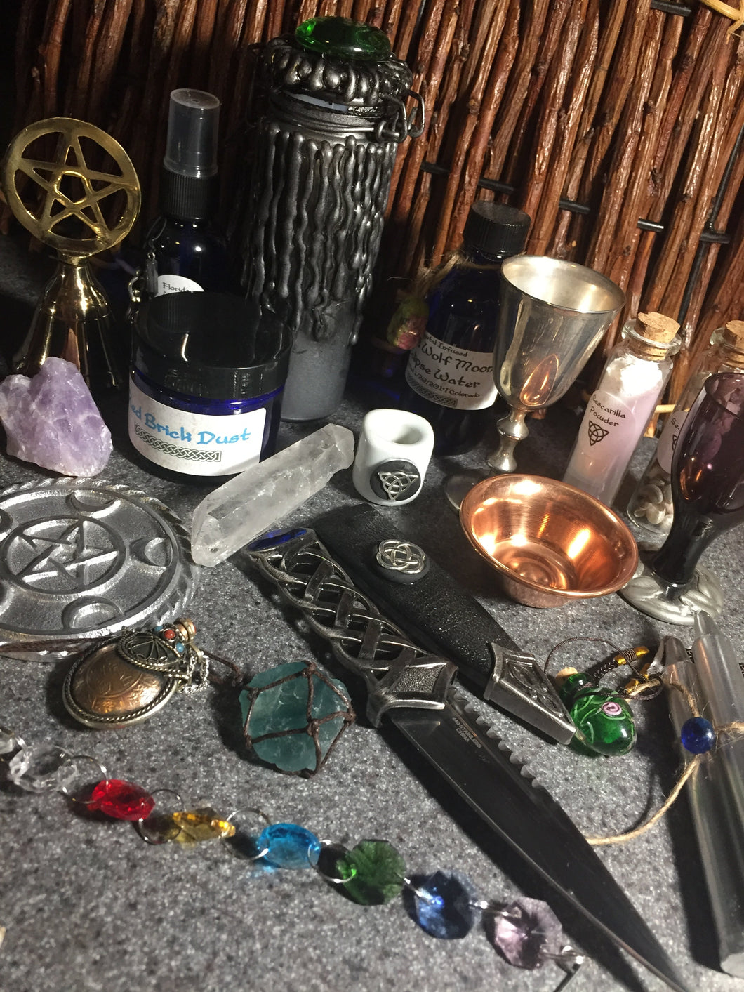 Mystery Witchcraft Box