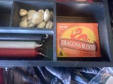 Load image into Gallery viewer, Witch's Apothecary Compartment Box