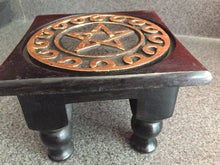 Load image into Gallery viewer, Pentagram Small Altar Table