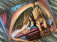 Load image into Gallery viewer, Inner Sanctum Canvas Print - Anne Stokes 13829
