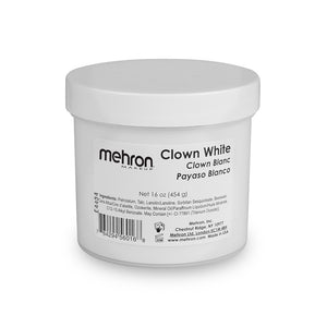 Clown White