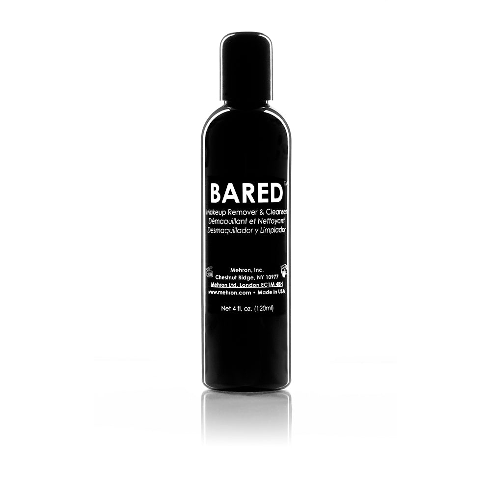 BARED Makeup Remover and Cleanser