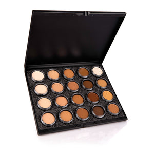 Celebre Pro-HD Cream 20 Color Palette