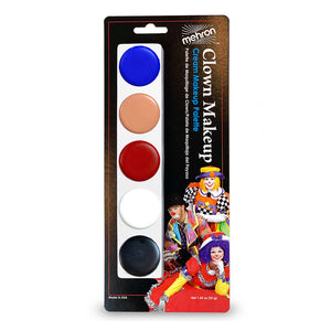 Clown Makeup Palette
