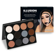 llusion by Mimi Choi 12 Shade Makeup Palette