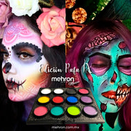 Rafa FX Paradise Makeup AQ 12 Color