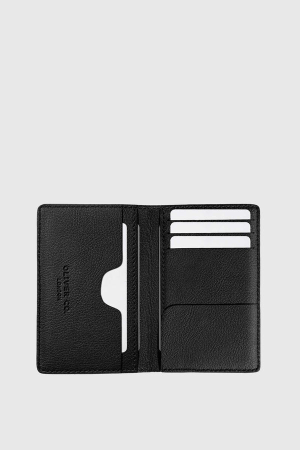 Oliver Company Compact Wallet Black 3
