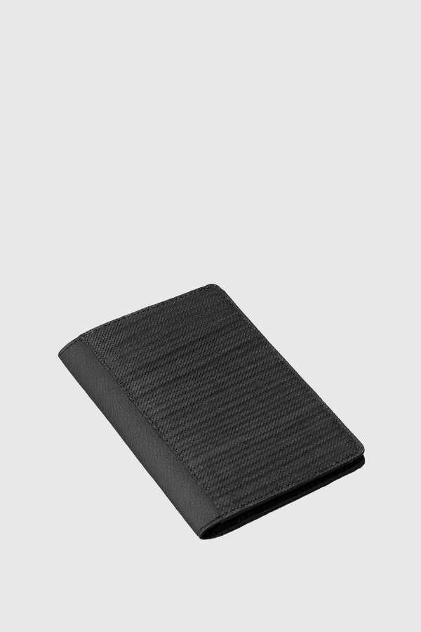 Oliver Company Passport Holder Black 1