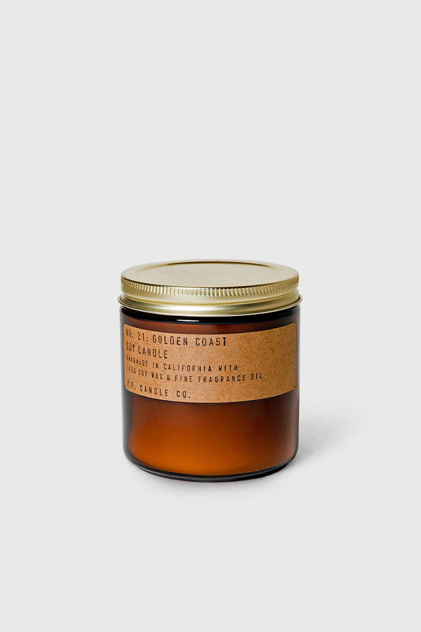 P.F. Candle Co. 12.5 oz Standard Candle Golden Coast