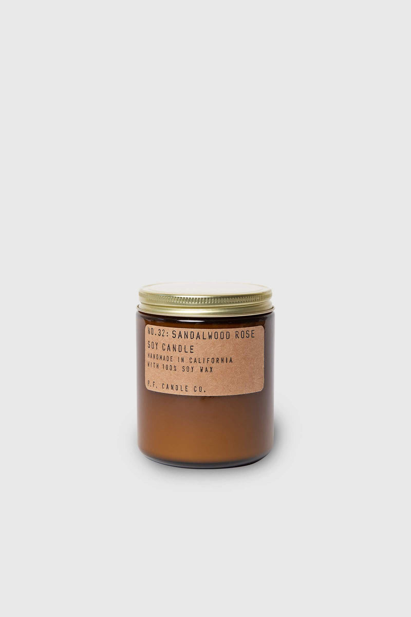 P.F. Candle Co. 7.2 oz Standard Candle Sandalwood Rose