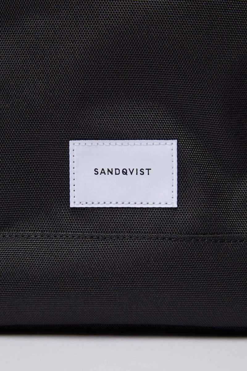 Sandqvist Harald Backpack Black