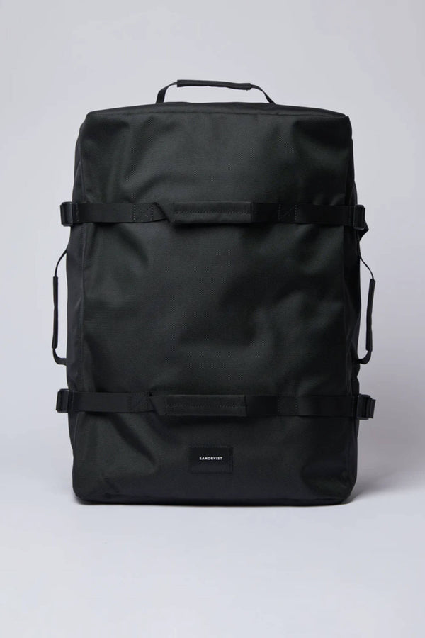 Sandqvist Zack Weekender Backpack Black