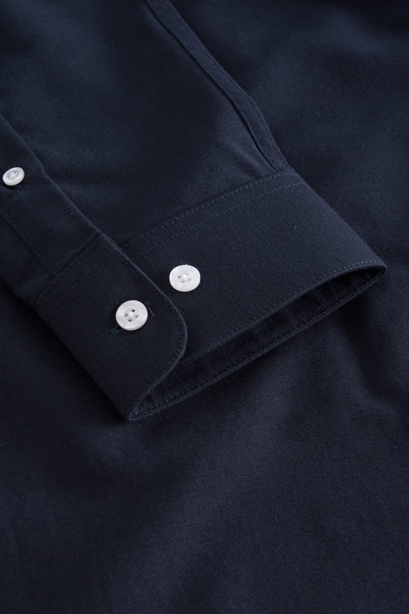 foret Falcon Shirt Navy