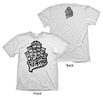 Ghettos Gear Logo on White