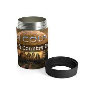 Sci-fi Country Rock Can & Bottle Holder