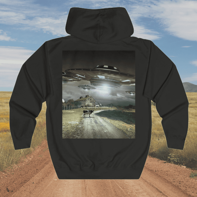 Cow Country Hoodie