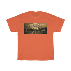 Scifi Country Rock T-Shirt