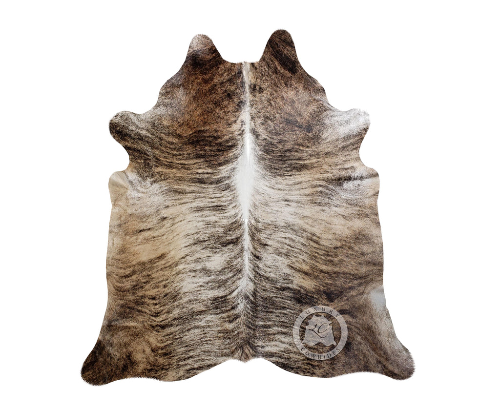 Brindle Medium Cowhide Rug