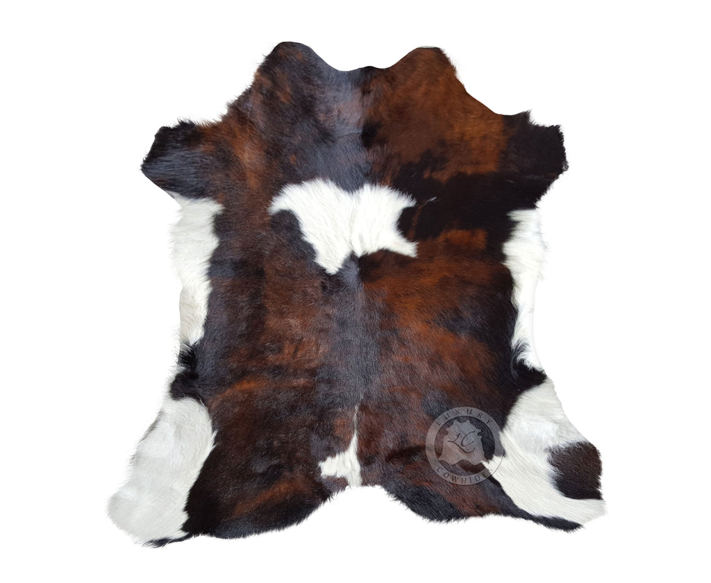 Tricolor Exotic Calfskin