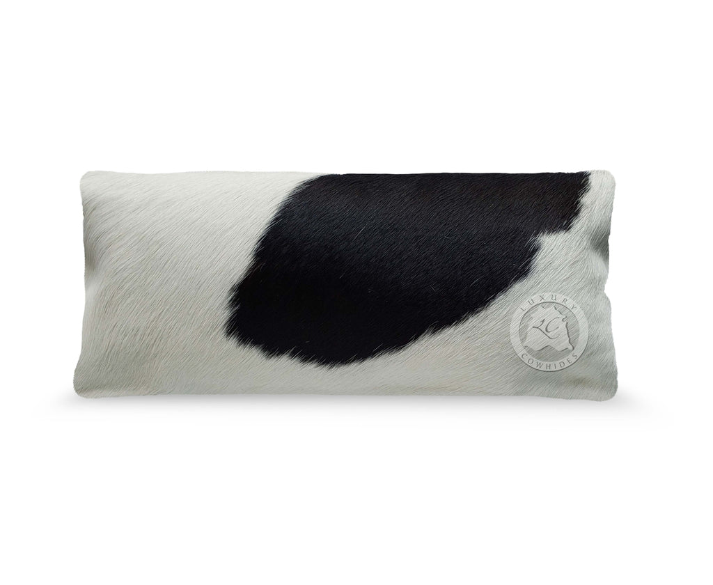 "Black & White Pillow (7 x 15"")"
