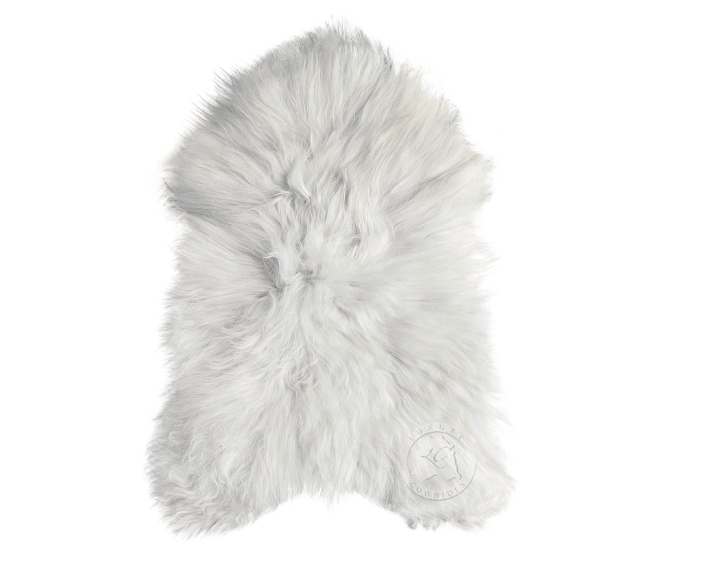 Icelandic Sheepskin Natural White