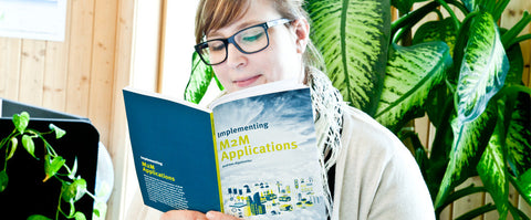"Book ""Implementing M2M Applications"""