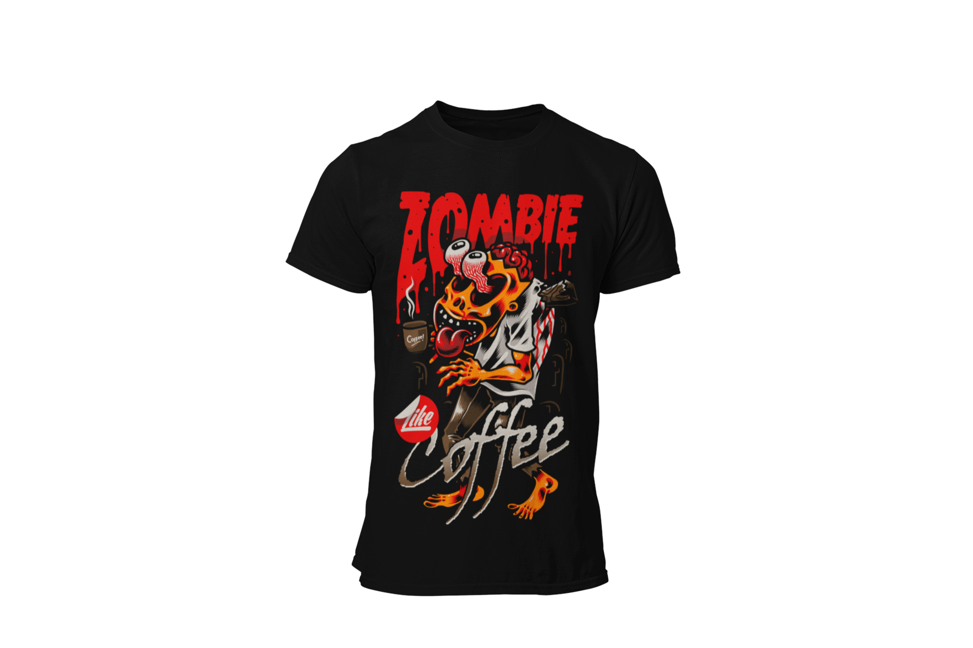 Zombie like Coffee