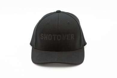 SHOTOVER Flex Fit Hat Black Label