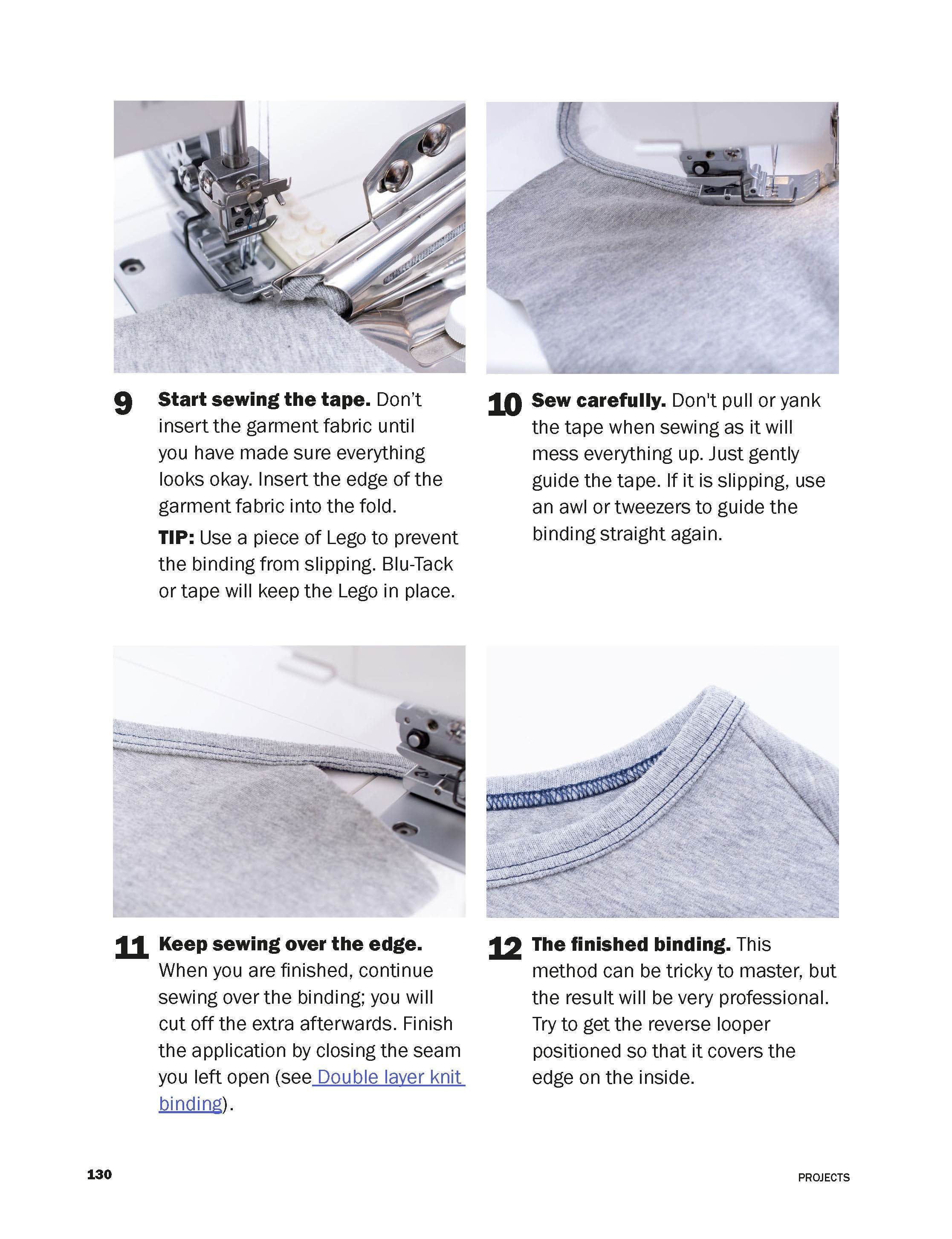 Sewing Jeans + Master the Coverstitch Machine - Ebook Bundle (PDF)