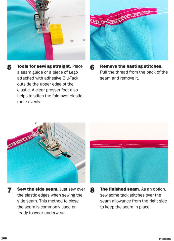 Master the Coverstitch Machine: The Complete Coverstitch Sewing Guide – Ebook