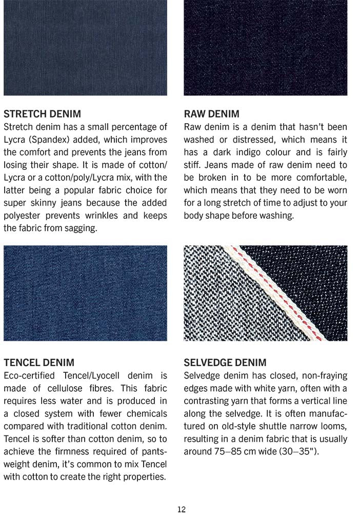 Sewing Jeans: The Complete Step-By-Step Guide – Ebook